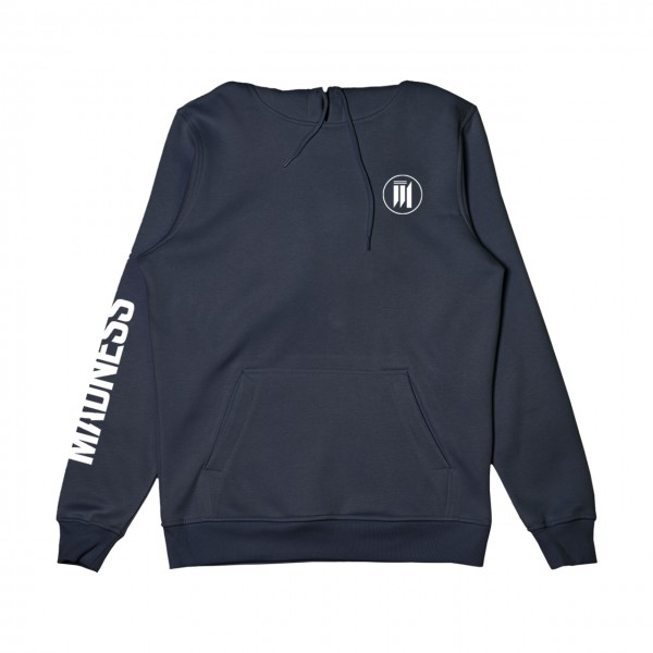 Musical Madness - Basic Hoodie Navy