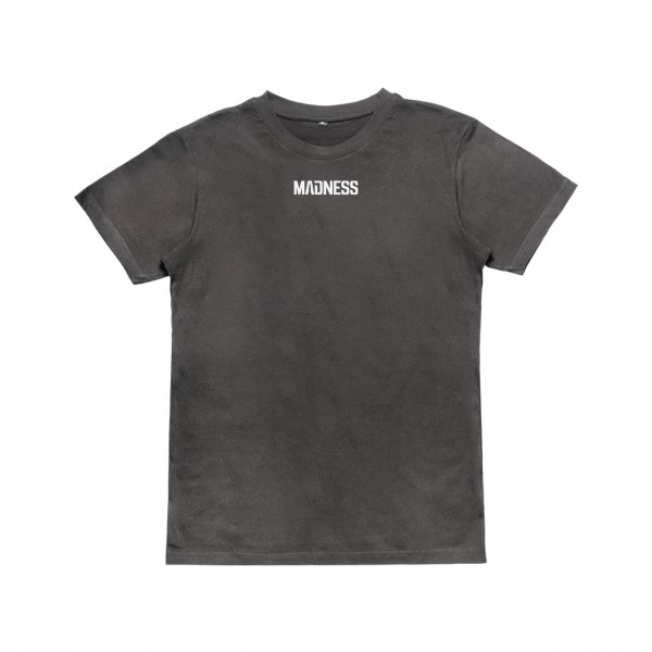 Musical Madness - Basic T-Shirt Charcoal