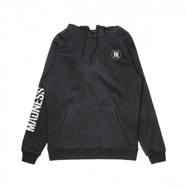 Musical Madness - Basic Hoodie Charcoal